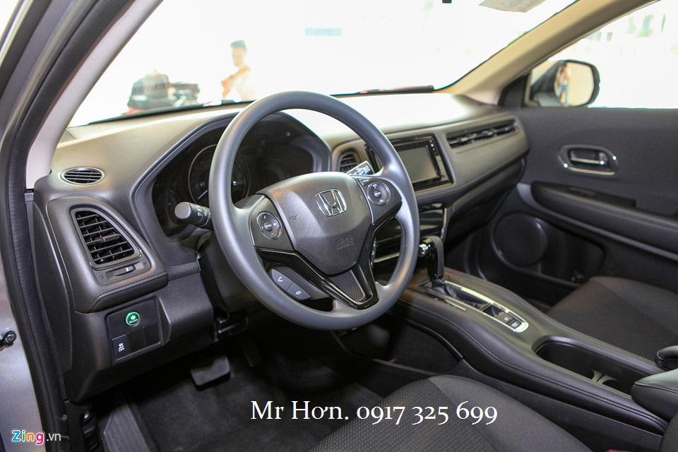 Nội thất xe Honda HRV 2019 | Mr Hơn - 0917325699